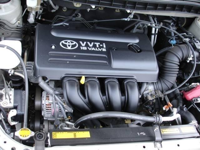 toyota allion 15 цепной или ремневый двигатель