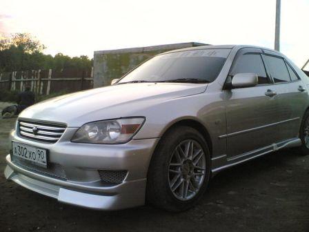 Toyota Altezza 1999 - ����� ���������
