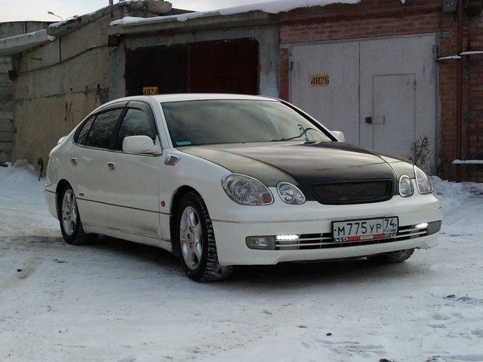 Toyota Aristo.