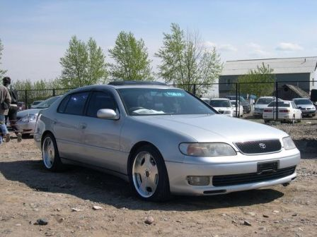 Toyota Aristo 1996 - ����� ���������