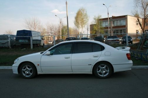 Toyota Aristo 1999 - ����� ���������