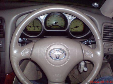 Toyota Aristo 2001 - отзыв владельца
