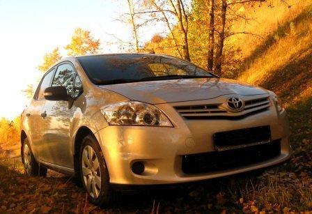 Toyota Auris.