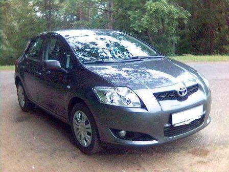 Toyota Auris 2008 - ����� ���������