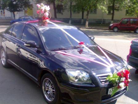 Toyota Avensis 2007 - отзыв владельца
