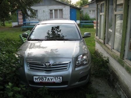 Toyota Avensis 2007 - ����� ���������