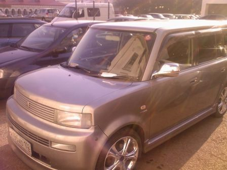 Toyota bB 2001 - ����� ���������