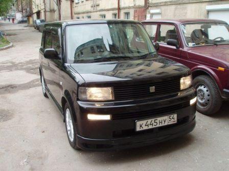 Toyota bB 2000 - ����� ���������