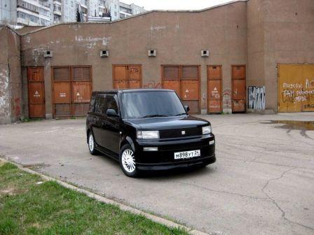 Toyota bB 2002 - ����� ���������