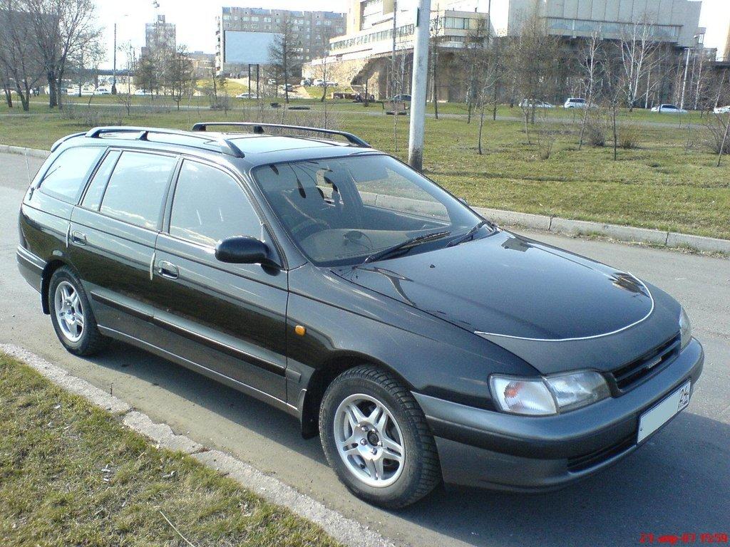 акпп тойота калдина 191 кузов