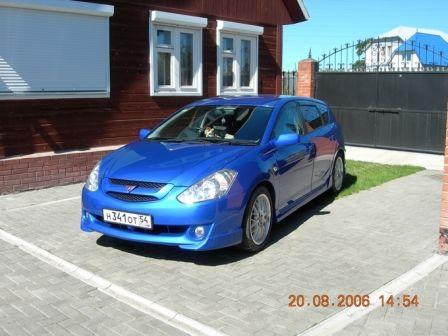 Toyota Caldina 2003 - ����� ���������