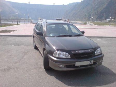 Toyota Caldina 1997 - ����� ���������