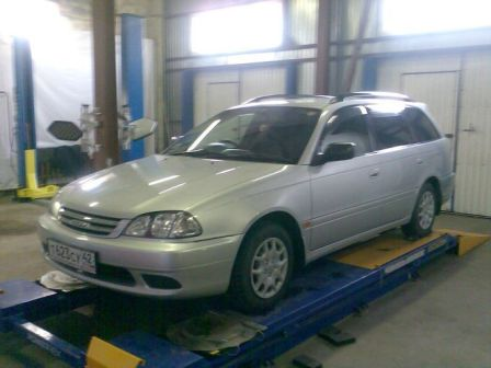 Toyota Caldina 2001 - ����� ���������
