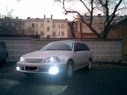 Toyota Caldina 2002 - отзыв владельца