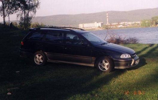 Toyota Caldina 1998 - ����� ���������