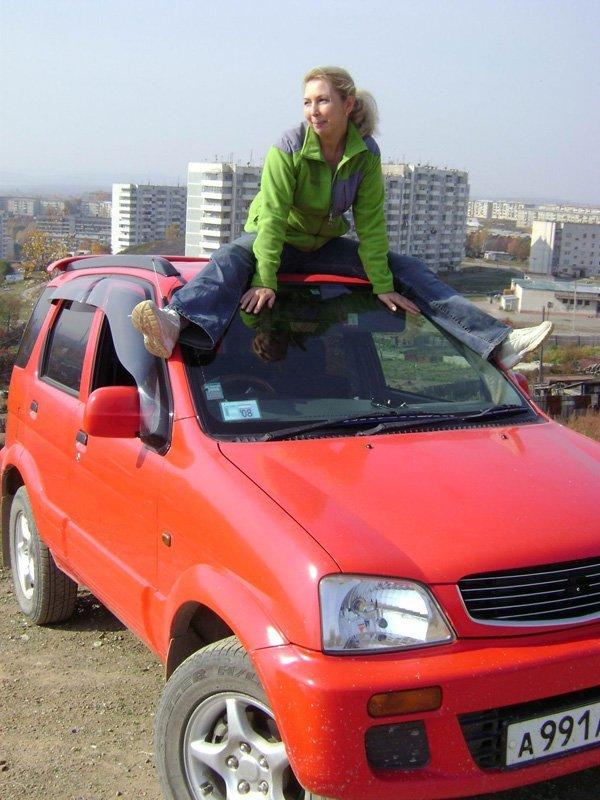 Toyota Cami.