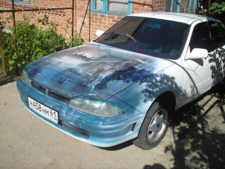 Toyota Camry 1992 - отзыв владельца