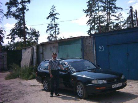 Toyota Camry 1995 - отзыв владельца
