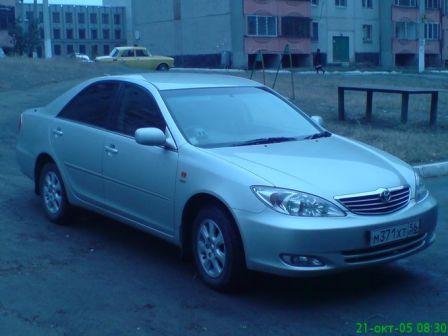 Toyota Camry 2001 - ����� ���������