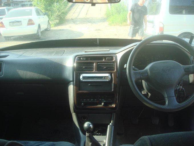 Toyota Carina.