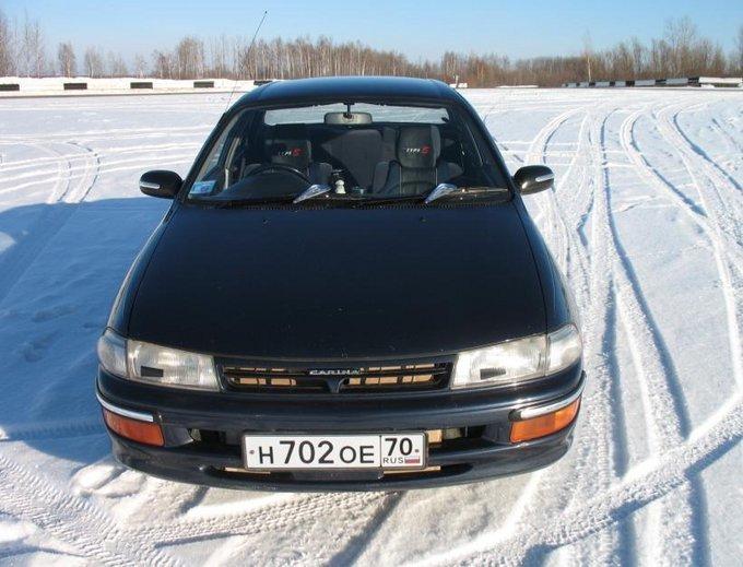 toyota carina 1995 at 192 комплектация