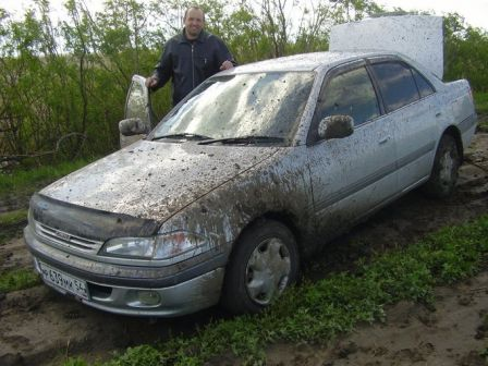 Toyota Carina 1997 - отзыв владельца