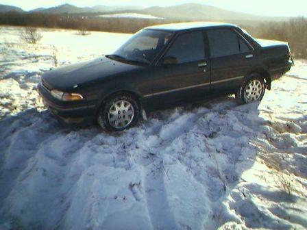 Toyota Carina 1988 - ����� ���������