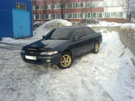 Toyota Carina 1997 - ����� ���������