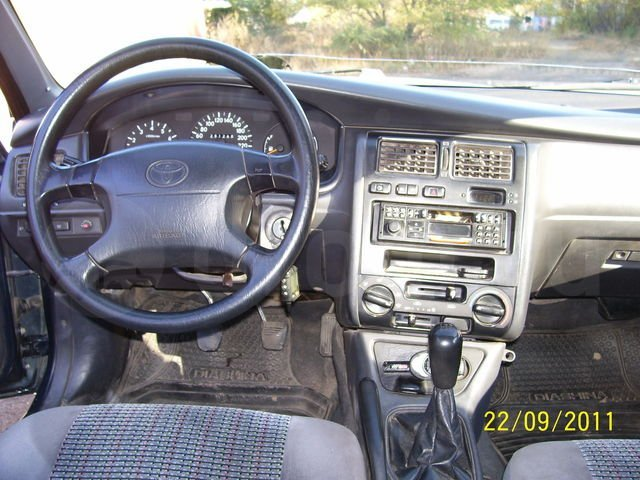 Toyota Carina E.