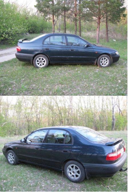 Toyota Carina E 1996 - отзыв владельца