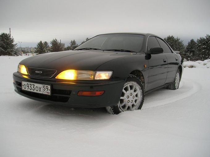 Toyota Carina ED