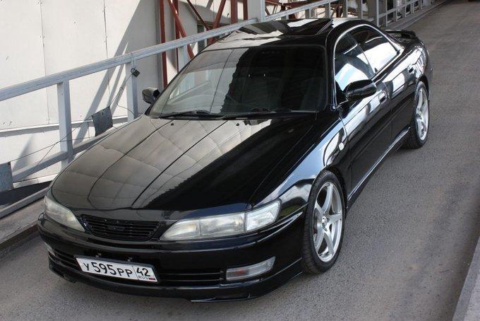 Toyota Carina ED.
