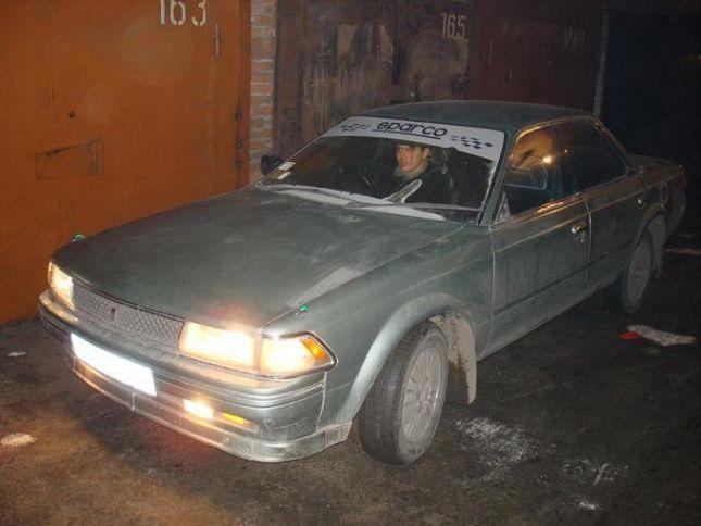 тойота карина ед 1990 года с фото