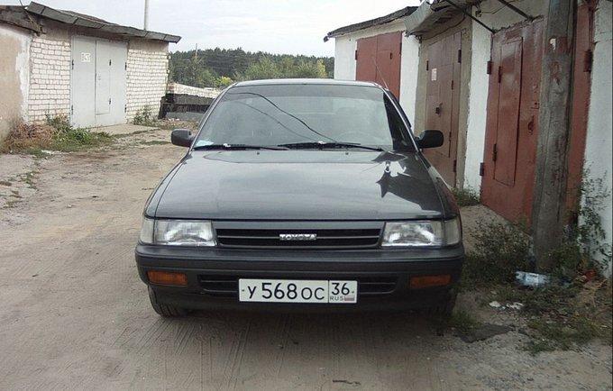 Toyota Carina II.