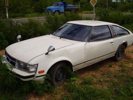 Toyota Celica 1985 - отзыв владельца