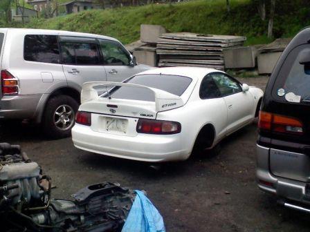 Toyota Celica 1998 - отзыв владельца