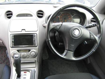 Toyota Celica 2002 - отзыв владельца
