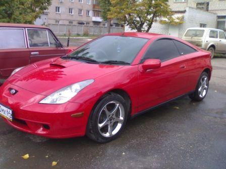 Toyota Celica 2002 - ����� ���������