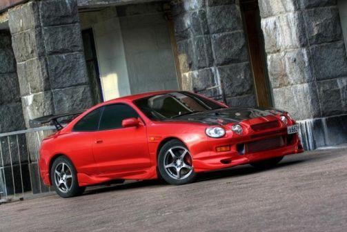 Toyota Celica 1996 - отзыв владельца