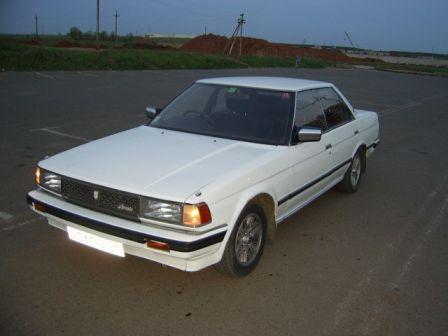 Toyota Chaser 1986 - отзыв владельца