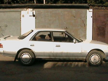 Toyota Chaser 1989 - ����� ���������