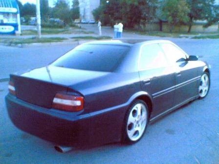 Toyota Chaser 1998 - отзыв владельца