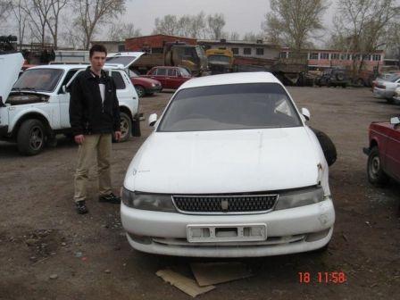 Toyota Chaser 1992 - ����� ���������