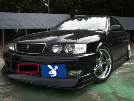 Toyota Chaser 1999 - отзыв владельца