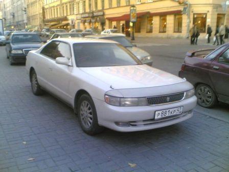 Toyota Chaser 1993 - отзыв владельца