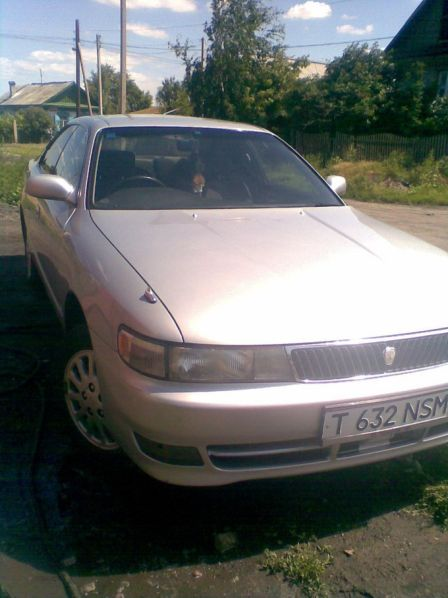 Toyota Chaser 1995 - отзыв владельца