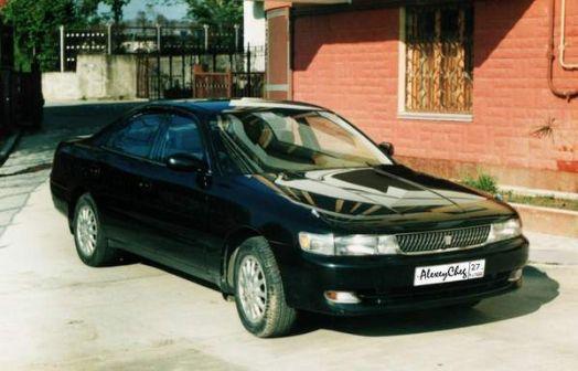 Toyota Chaser 1994 - ����� ���������