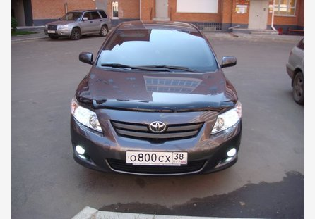 Toyota Corolla 2008 ����� ���������