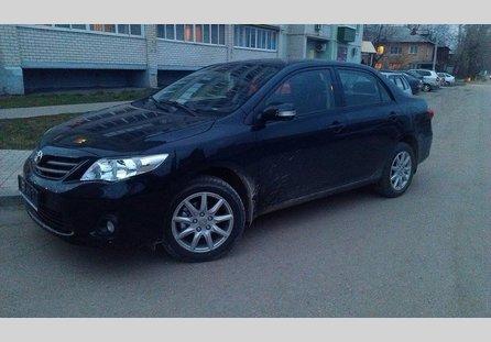 Toyota Corolla 2013 - ����� ���������