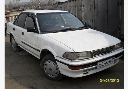 Toyota Corolla 1987 ����� ���������